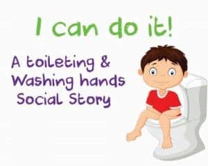 toilet training social story